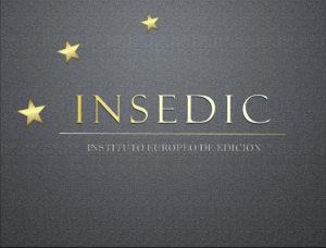 Cursos de maquetación en Madrid. Logo insedic