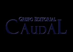 Cursos de diseño editorial. Logo Grupo Editorial Caudal