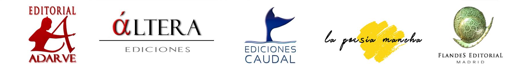Banda cursos de diseño editorial. Logos editoriales