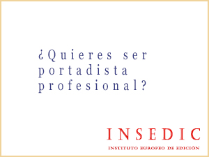 Lámina Cursos de Diseño Editorial en Madrid. INSEDIC